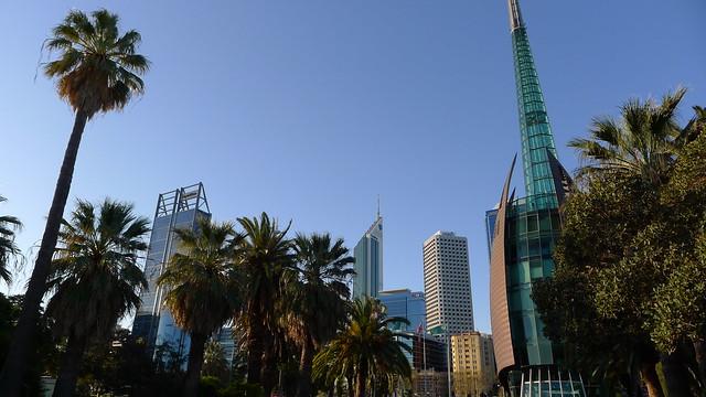 Perth. I like.