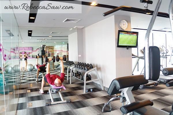Aloft Bangkok – Sukhumvit 11- fitness centre-004