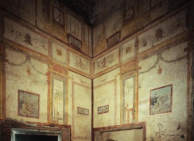 room 78 domus aurea