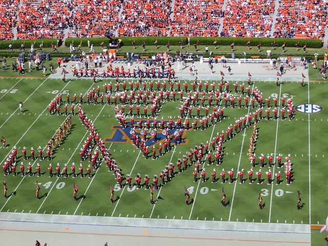 Auburn vs. ULM