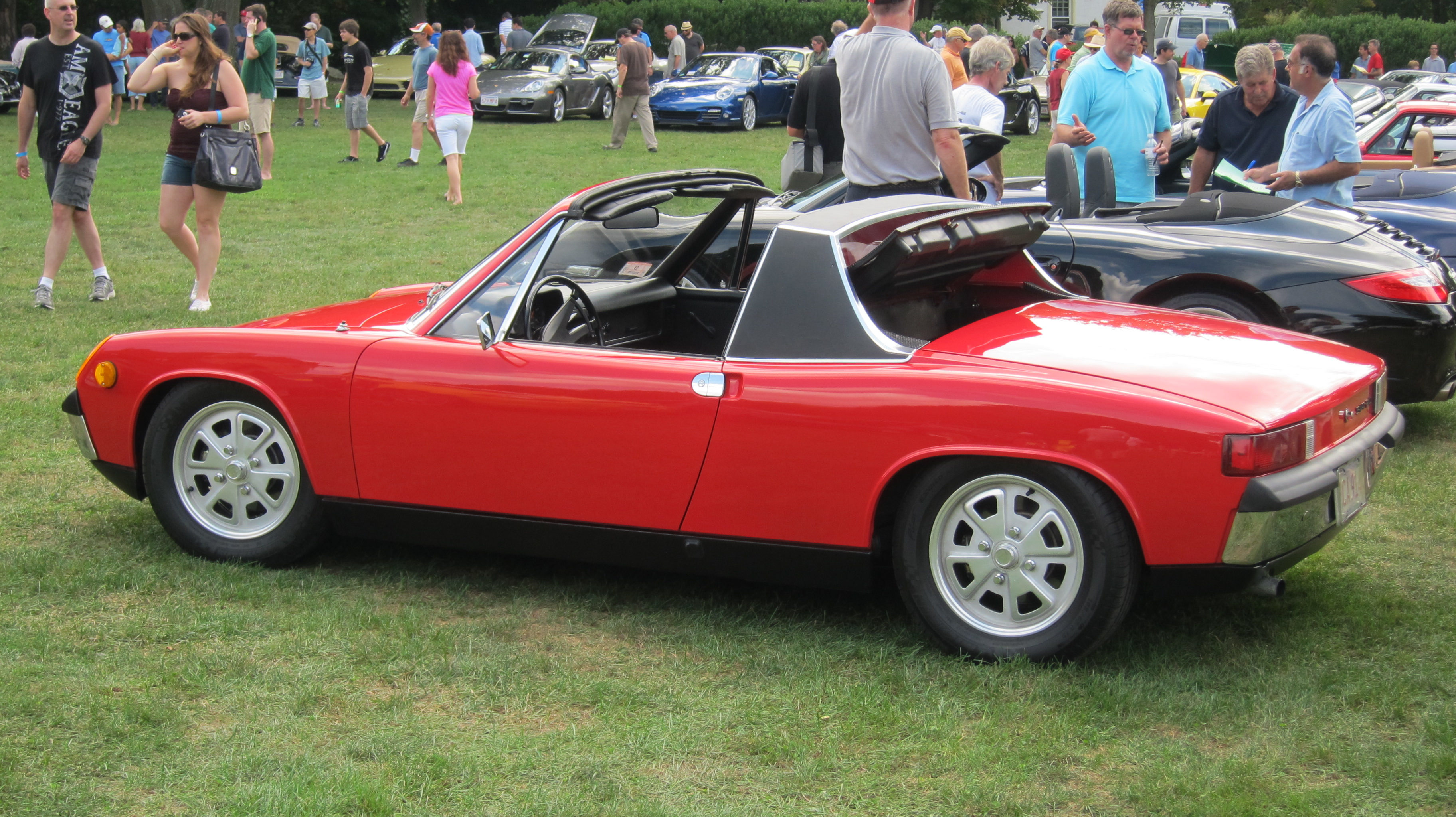 1971 porsche 914 images pictures and videos. Black Bedroom Furniture Sets. Home Design Ideas
