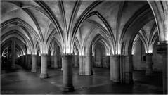 Hall of the Men At Arms, Conciergerie, Paris