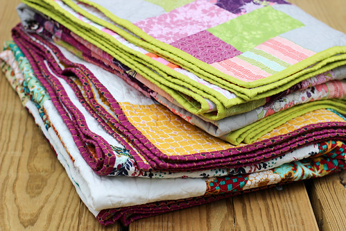 New Quilts by Jeni Baker