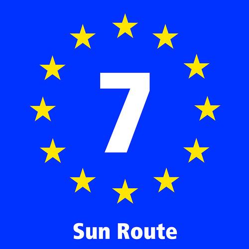 EuroVelo 7 - Sun Route