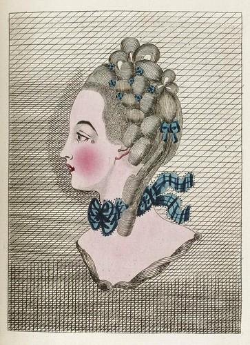 003-L'Art de la Coiffure des Dames Françaises…1767-Monsieur Legros