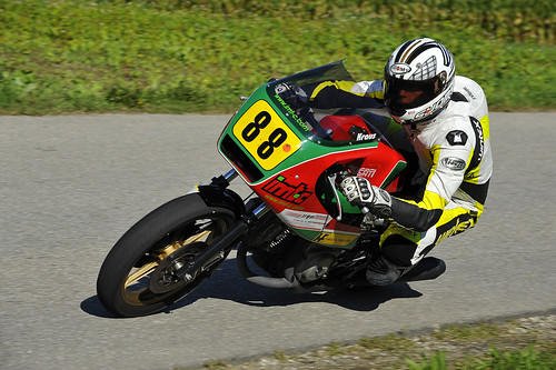 Ducati Pantah 1975 Oldtimer Grand Prix 2012 Schwanenstadt Austria Copyright B. Egger :: eu-moto images 1378