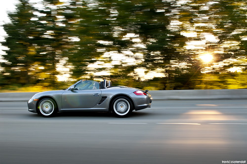 Porsche Boxster by Travis Cuykendall