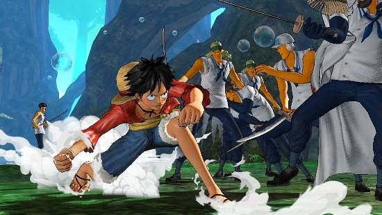 Confira o Novo trailer do jogo One Piece Pirate Warriors!
