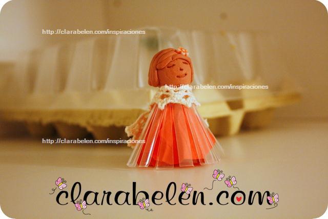 muñecas de arcilla