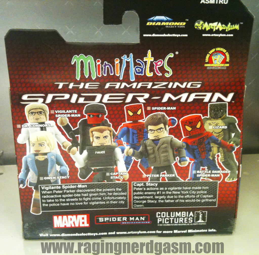Minimates The Amazing Spider-Man 004