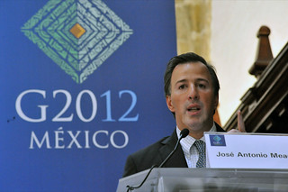 "Minister of Finance, José Antonio Meade, hosts the ""G20 Seminar on Challenges and Opportunities of the Global Economy"""