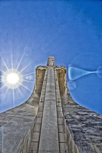 315/365 Monumento a los descubridores, Belem by sairacaz