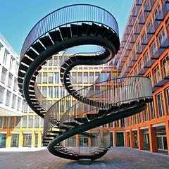 The Infinite Staircase - Umschreibung #1