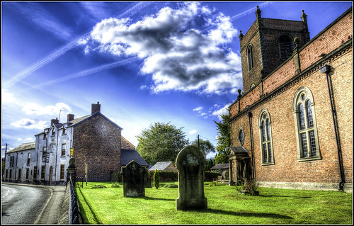 Church Minshull