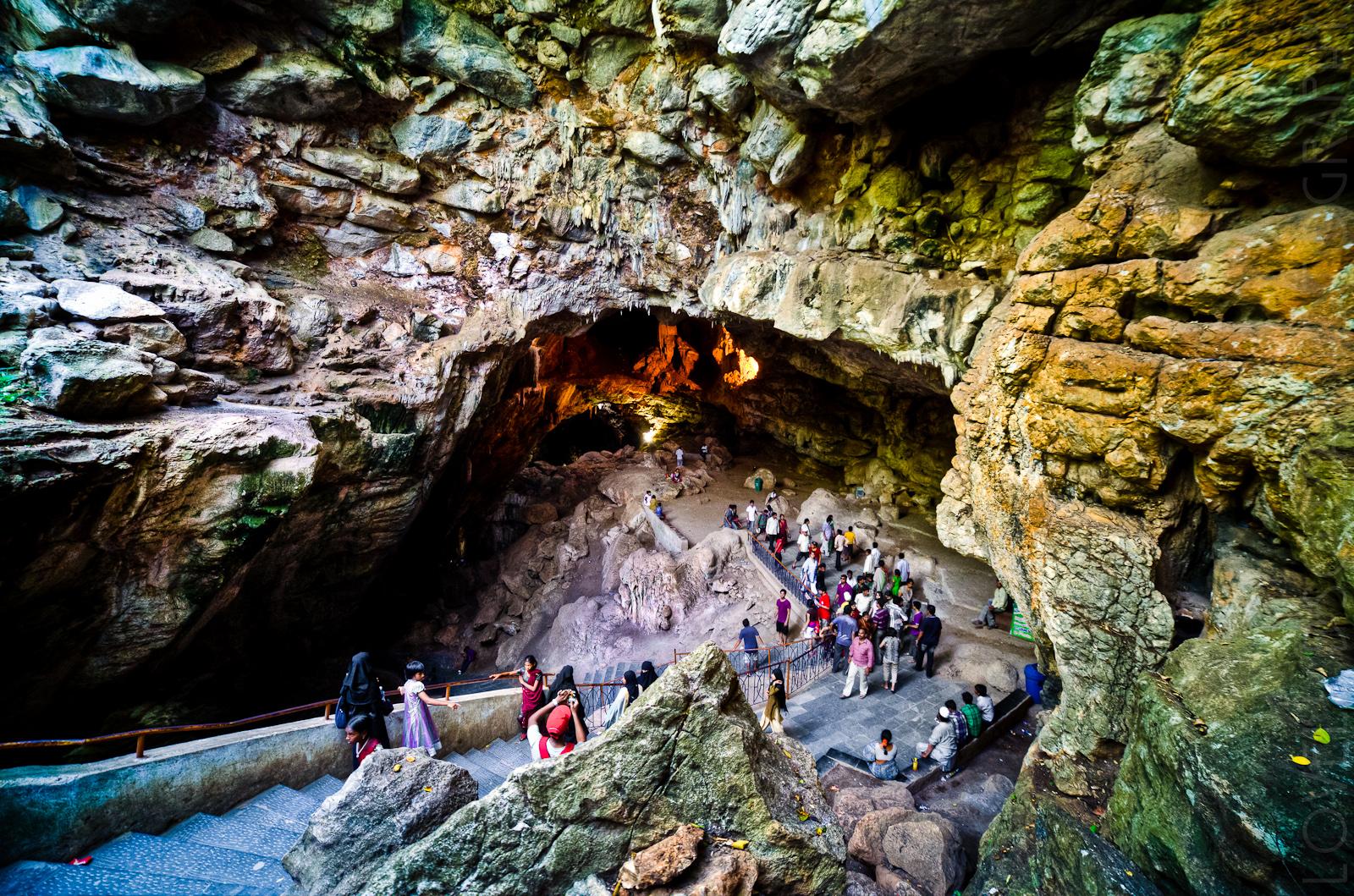 Borra Caves - Araku Valley