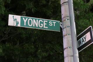 Yonge St., NYC