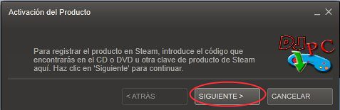 Canjear Codigo Steam 2