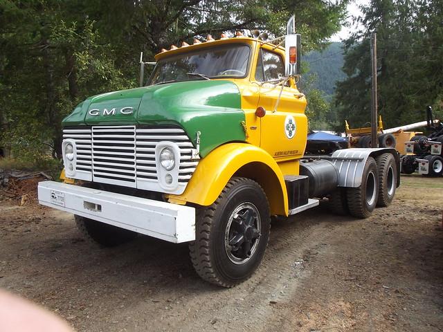 1964 Gmc B-7000