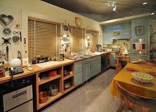 Julia Child's Kitchen  American History Museum  Washington, DC