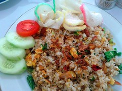 Indonesian style Fried Rice