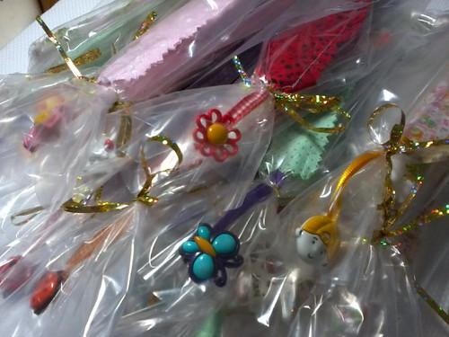lixas decoradas, encomenda de Vanda Petropolis. by ♥Paninhos em forma de amor♥