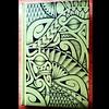 polynesian tribal artwork had an hour