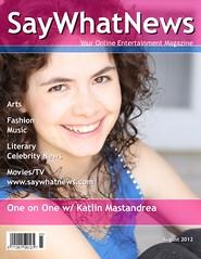 Katlin Mastandrea Interview