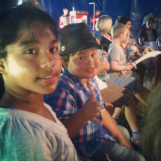 At Circus 2012