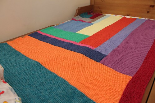 Quirky blanket