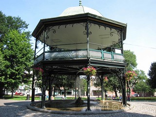 King's Square two storey gazebo