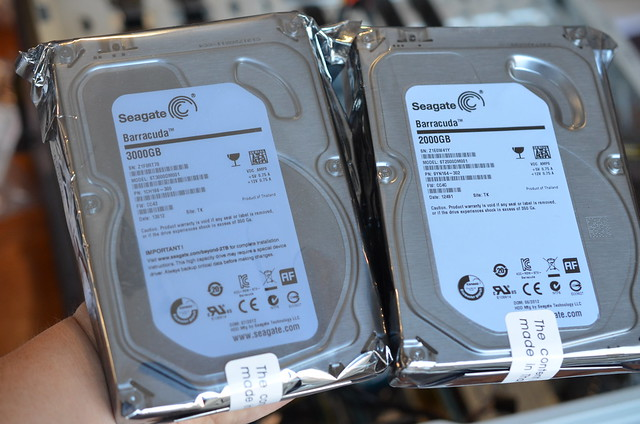 Seagate Hard Disc Drives