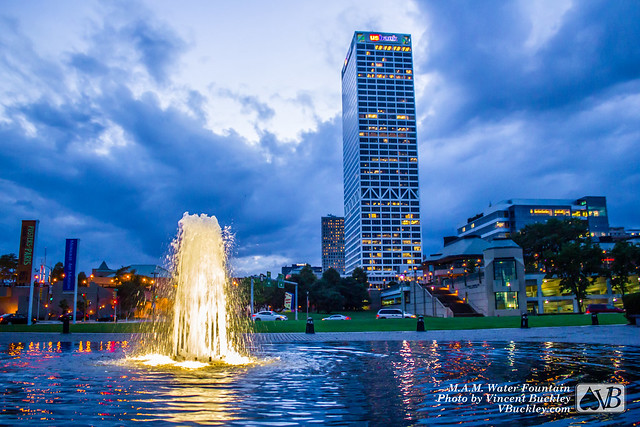 M.A.M. Water Fountain