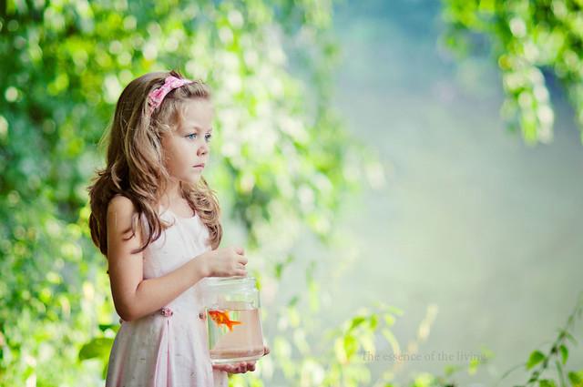 Beautiful Portraits of Kids
