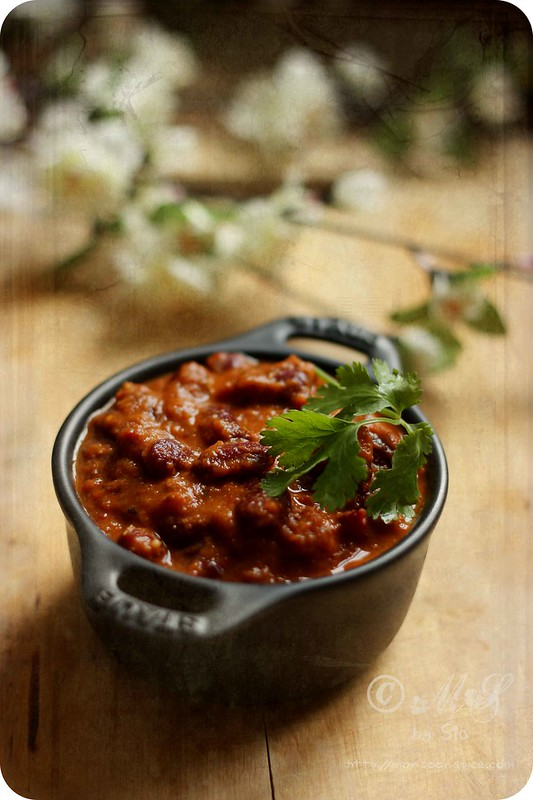 ... | How to Make Simple Punjabi Rajma Masala/Red Kidney Beans Curry