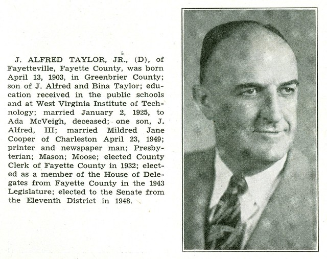 Header of Alfred Taylor
