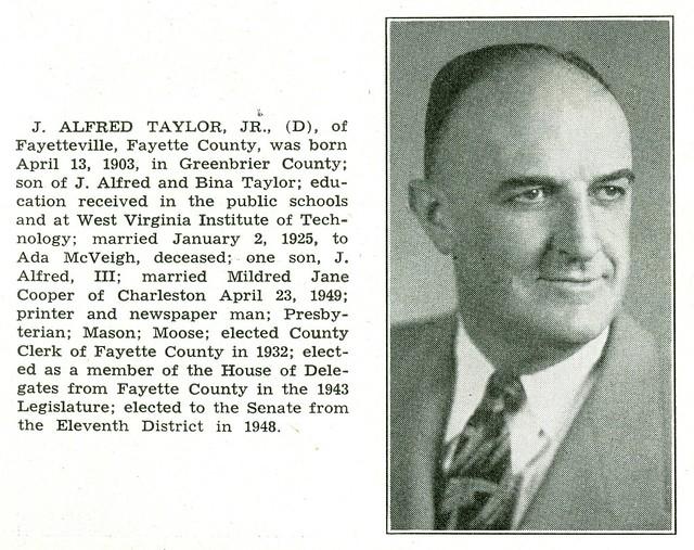 Header of Alfred Taylor