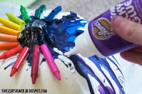 Gluecrayons Swelldesignerblogspot 1 Glue Your Crayons