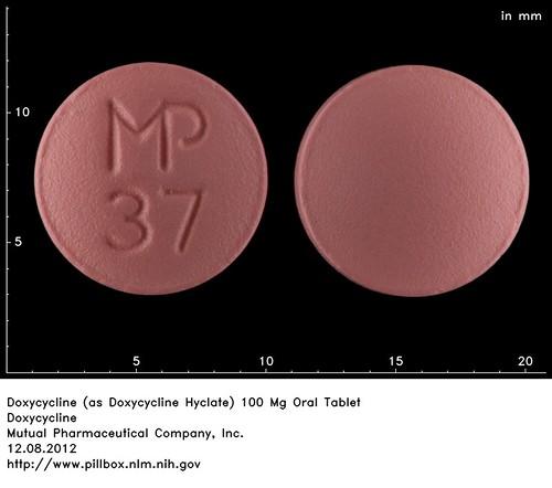 Doxycycline_(as_Doxycycline_Hyclate)_100_Mg_Oral_Tablet_1
