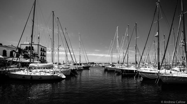 Gran_Canaria_B&W-7