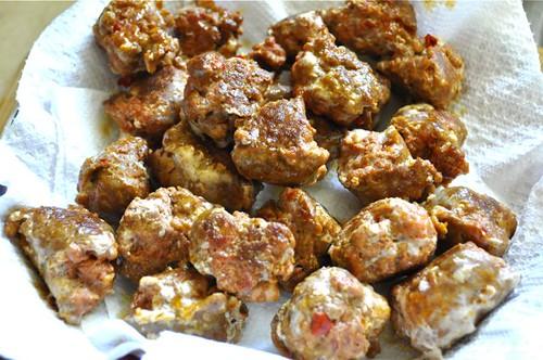 sasauge meatballs 8