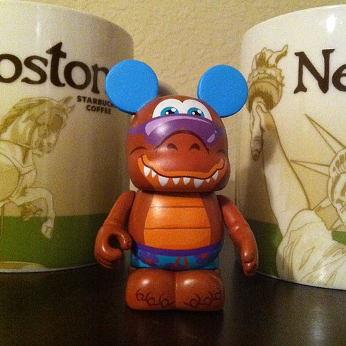 226:365 My first Vinylmation. Typhoon Lagoon