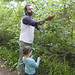 Wayne & Nico Blueberry Picking by Wolfson Trussell
