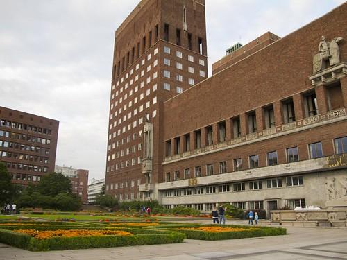 401 Ayuntamiento Oslo