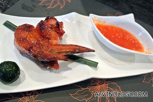 Ulu Ulu BBQ Chicken Wings