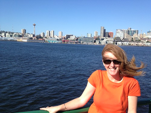 Ferry to Bainbridge Island