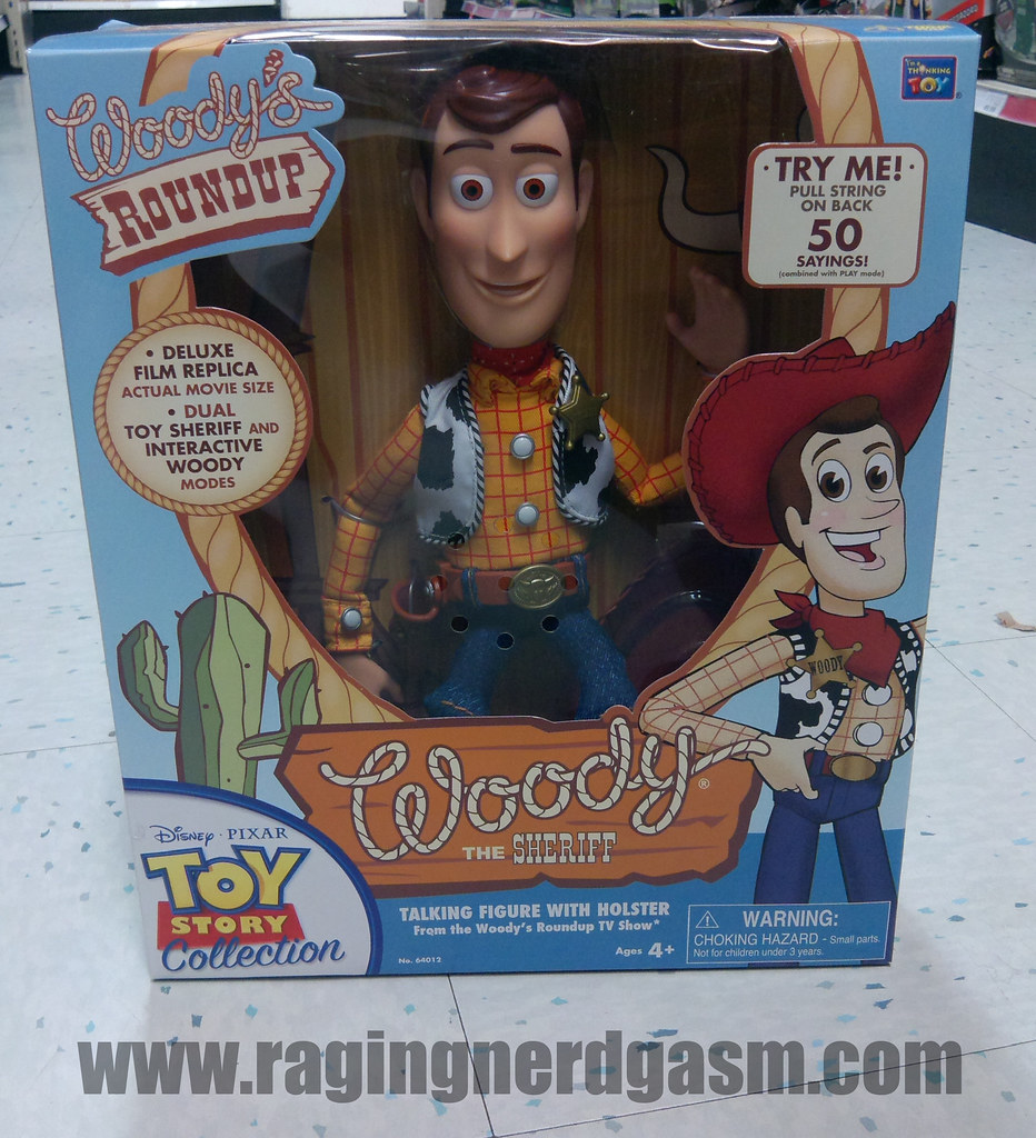 Pixar's Toy story Collection FiguresWoody the Sherif_14