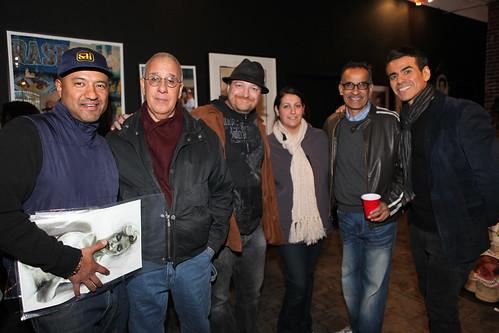 Luis C. Garza, Juan Escobedo, Ken Call Murdock, Jose Yenque, Conrado Terrazas by Spanish American Institute (SAI)