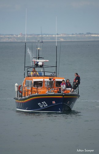 Swanage Lifeboat Week 2012 by julian sawyer - Purbeck Footprints
