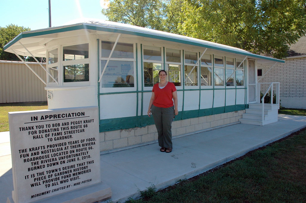 Streetcar Diner, Gardner, IL