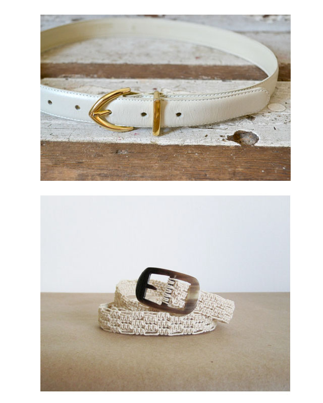 fair vanity, fair trade, rachel mlinarchik, summer whites, vintage belt, fashion blog